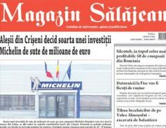 Anunturi ziarul Magazin Salajean
