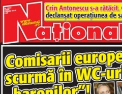 Anunturi ziarul National